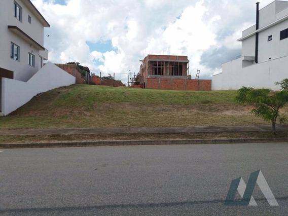 Terreno À Venda, 308 M² Por R$ 288.000 - Condomínio Chácara Ondina - Sorocaba/sp - Te0383