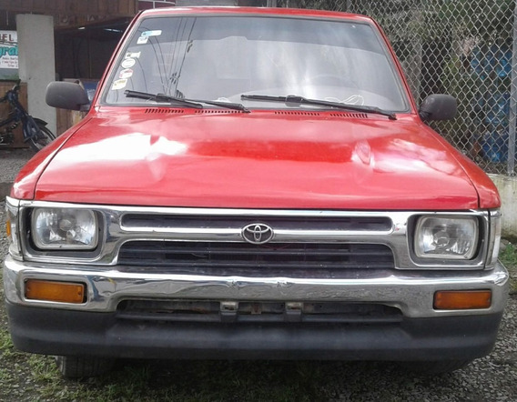 Toyota Hilux 1987 Diesel