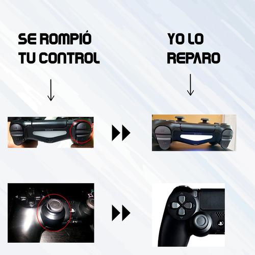 Dualsense, Dualshock 4,palanca, Control Ps4 Y Ps5 Reparación