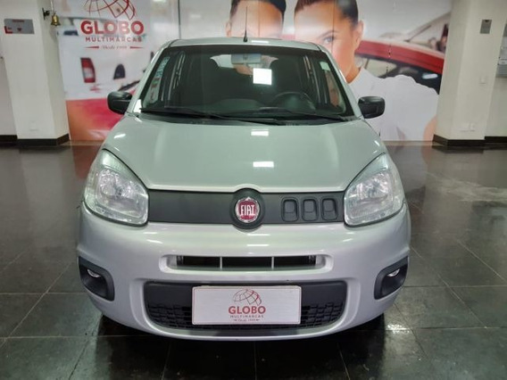 Fiat Uno Attractive 1.0 Flex, Pxj5921