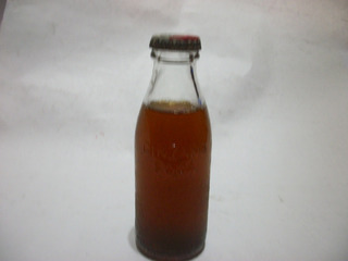 Cinzano Soda Bitter - Aperitivo - Antiguo
