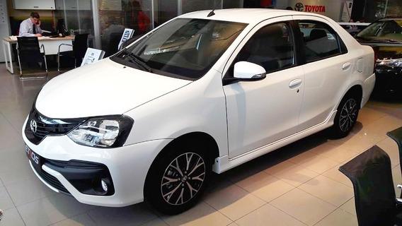 Toyota Etios Xls 1.5 6m/t 4p (2020)