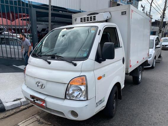 Hyundai Hr 2.5 Rs Com Bau Refrigerado