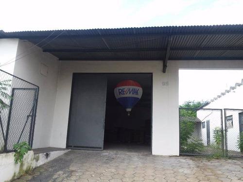Imagem 1 de 10 de Barracão Para Alugar, 310 M² Por R$ 3.000,00/mês - Parque Marajoara - Botucatu/sp - Ba0003