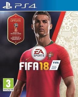 Fifa 18 Standard Edition Playstation 4