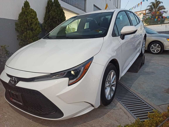 Toyota Corolla Le Cvt 2020 (demo)