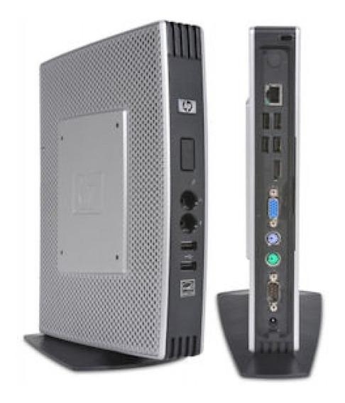 Thinclient Hp T5745 N280 1.66 Ghz, 1gb Ram, Compactflash 1gb