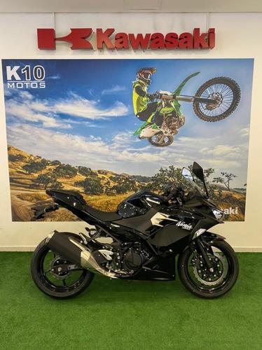 Ninja 400 Preta - 2021 - Super Oferta