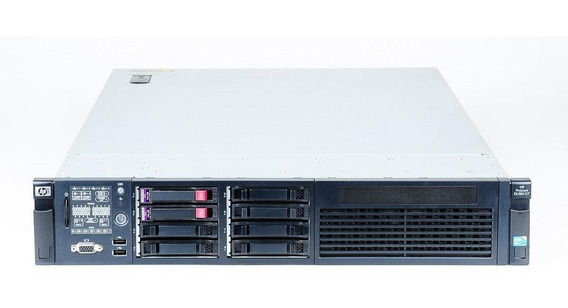 Servidor Rack 2u Hp Dl380 G7 - 64gb - 1.2hd Sas Vm Ware