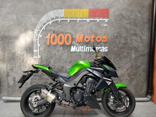 Kawasaki Z 1000 2011 Otimo Estado Aceito Moto