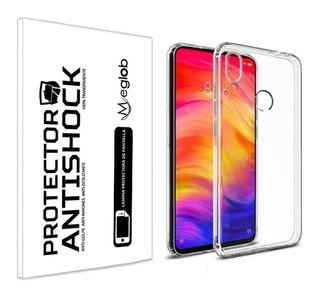 Forro Protector Antishock Anti-arañazos Xiaomi Redmi Note 7