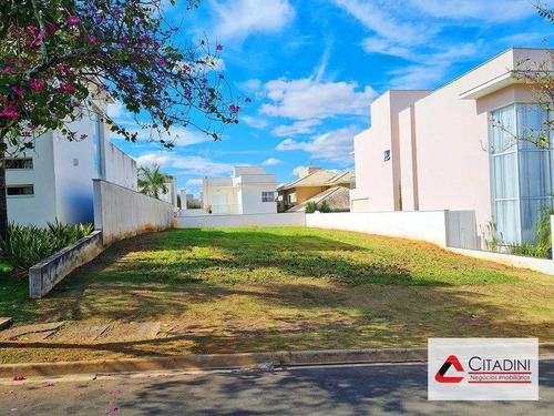 Vendo - Terreno Em Condomínio Alto Padrão - Te0423 - Te0423