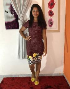 Kit 5 Vestidos Evangélicos Femininos Lápis Revenda Promoção