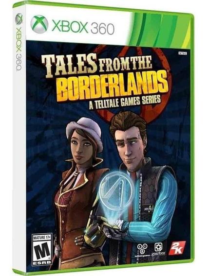 Tales From The Borderlands - Midia Fisica Lacrado - Xbox 360
