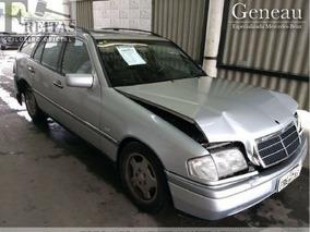 Mercedes-benz C230 Touring W202 1997 98perua Sucata Peças