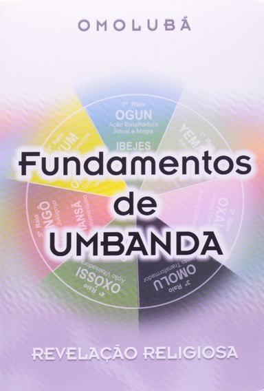Livro Fundamentos De Umbanda - Revelação Religiosa