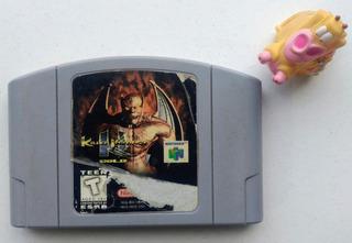Killer Instinct Gold Nintendo N64 * Mundo Abierto Vg *