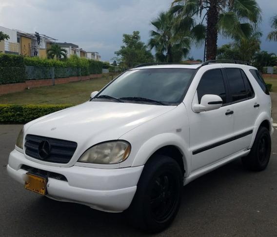 Gangazo - Mercedes Benz Suv Ml320 Full Blanca 4x4 Automatica