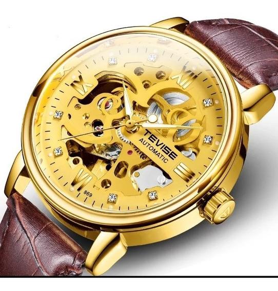 Relógio Automático Original Pronta Entrega Promoção C.25