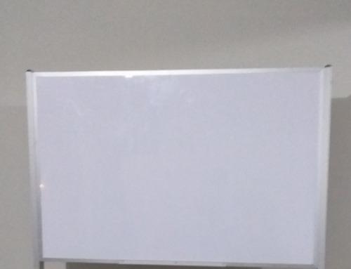 Pizarra Acrilica 1.20 X 80