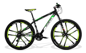 Bicicleta Gts M1 Aro29 Freio Á Disco New Exp2.0 Magnésio 21v