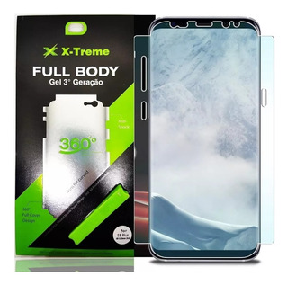 Película X-treme Full Body Gel 3d Galaxy S10plus S9 S9 Plus