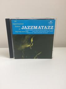 Cd Guru - Jazzmatazz (importado, Holanda)