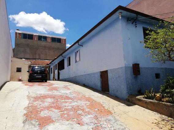 Terreno À Venda, 285 M² - São Paulo/sp - Te0162