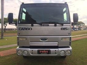 Ford Cargo 815e Cargo 815 Caminhão Impecável