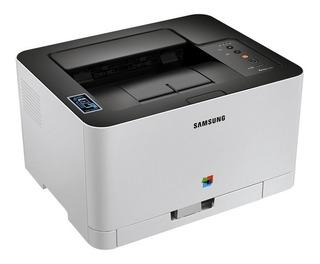 Impresora Laser Color Samsung Sl C430w Wifi Nfc Inalambrica