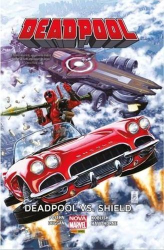 Deadpool - Deadpool Vs. Shield