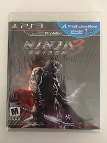 Ninja Gaiden 3 Ps3 Mídia Física