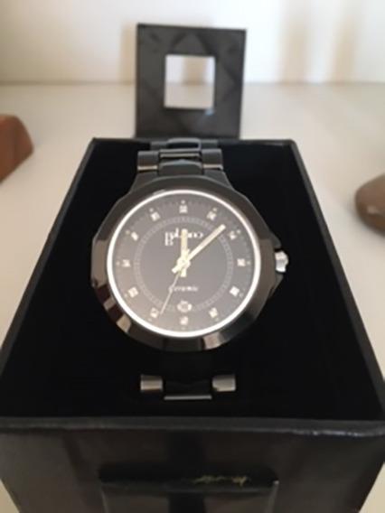 Relógio De Cerâmica Bolzano