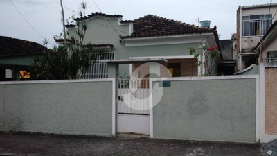 Casa Residencial À Venda, Antonina, São Gonçalo. - Ca1617
