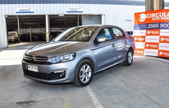 Citroën C-elysëe 2018