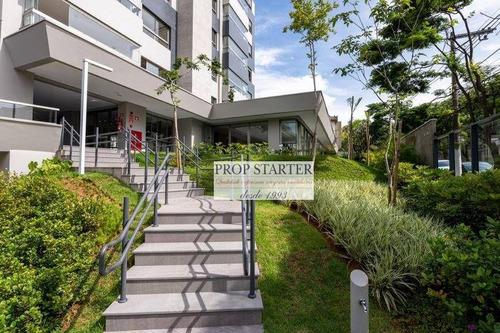Imagem 1 de 16 de Apartamento Com 3 Dormitórios À Venda, 113 M² Por R$ 1.690.000 - Vila Clementino Sp/ Propsrtarter Adm.imoveis - Ap0926