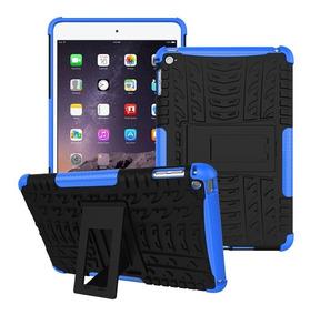 Capa iPad Mini 4 | Anti Choque 2x1 + Película Vidro Hprime