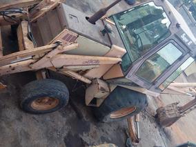 Maquinaria Pesada Excavadoras Retroexcavadora Case 580e