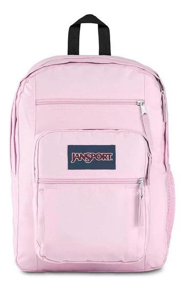 Mochila Jansport Big Student Pink Mist