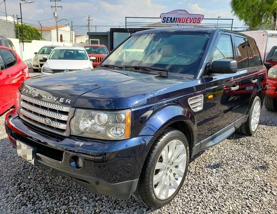 Land Rover Range Rover Sport Supercargada