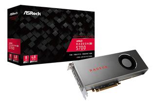 Tarjeta De Vídeo Asrock Rx5700 Radeon De 8gb 1465mhz 256bit