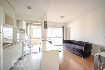 Apartamento No 20º Andar Mobiliado Com 1 Dormitório E 1 Garagem - Id: 892936754 - 236754