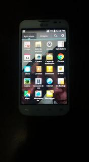 Lg L70 Celular Dual Chip Seminovo Smartphone Branco