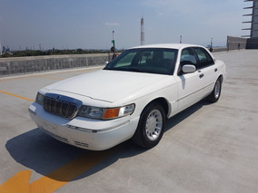 Ford Grand Marquis 01 Diamond Edition Dig Aut Piel R Alum.