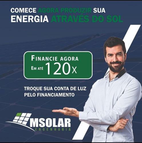 Imagem 1 de 4 de Energia Solar Ma