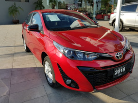 Toyota Yaris Hatchback S Cvt 2018