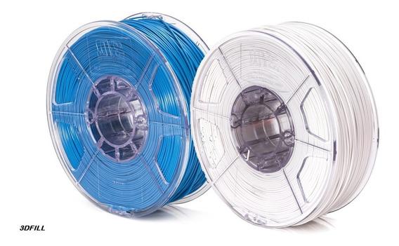 Filamento 3d Pla + Pla - 1,75 Mm - 2 Kg - Promoção Combo