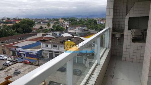 Imagem 1 de 30 de Apartamento 2 Dorm. Moveis Planejados Por R$ 250.000 - Tude Bastos - Praia Grande/sp - Ap15566