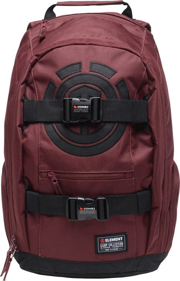 Mochila Element Mohave Backpack Napa Red Hombre Mabkvemo