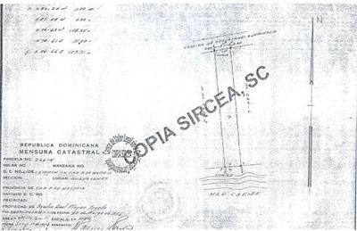 Solar Juan Dolio 3,348mts